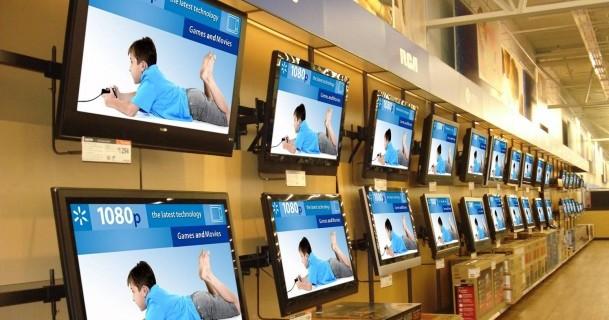Walmart investe molto nella versione 2.0 di Walmart TV