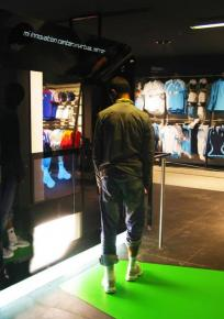 Pechino: Network Digital Signage per Adidas