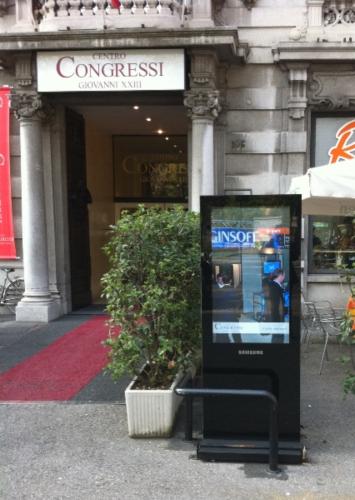 Bergamo: il Centro Congressi Giovanni XXIII