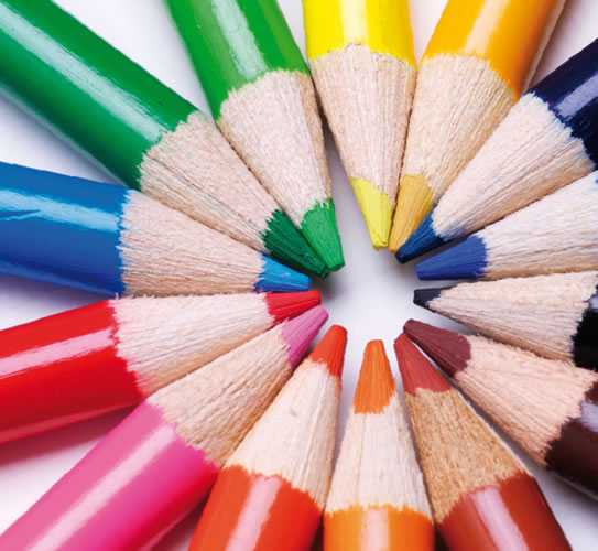 Il Digital Signage e la teoria dei colori