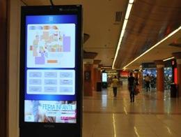 Spagna: Digital Signage nei mall di Valencia