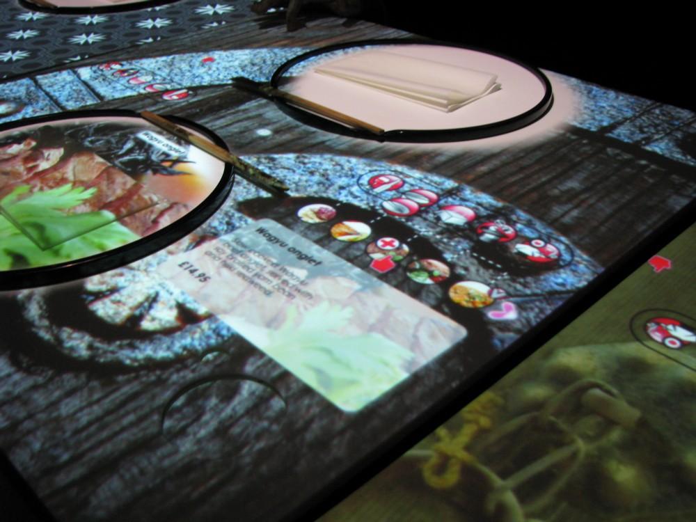 Londra: Inamo, cucina asiatica su touchscreen