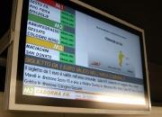 Italia: Digital Signage nella Metro di Milano