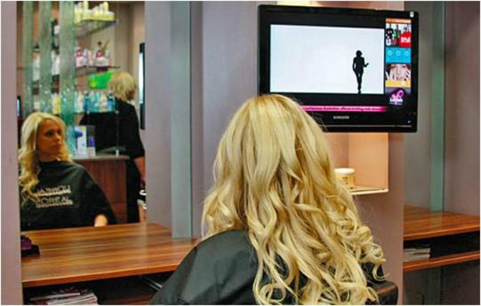 I parrucchieri, un target vincente per gli advertiser