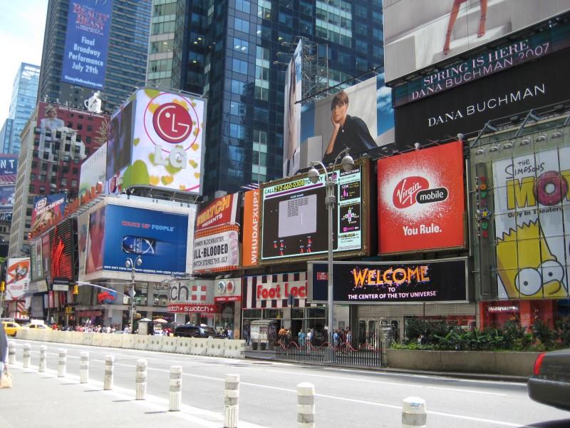 Il potere dell'outdoor advertising sul consumatore