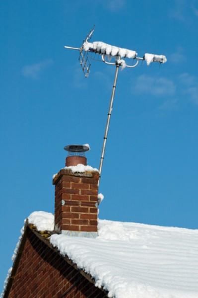 Australia: Wi-Fi con l'antenna TV