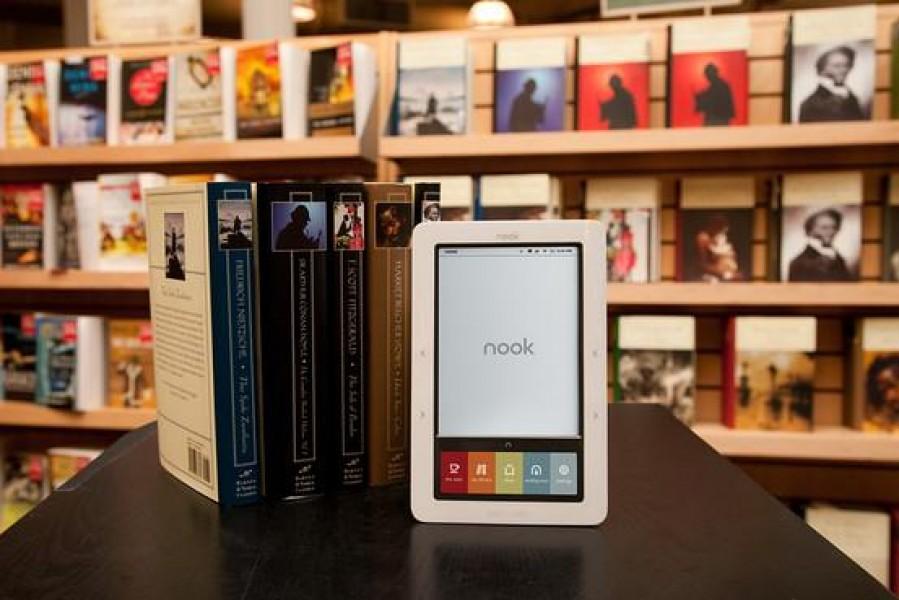 Barnes & Noble aggiorna il Nook 3G e Wi-Fi