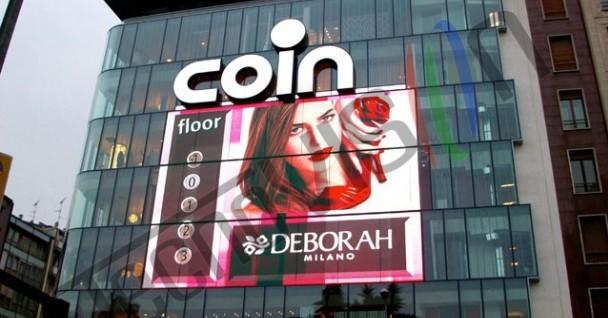 Italia: Digital Signage, il modello Coin