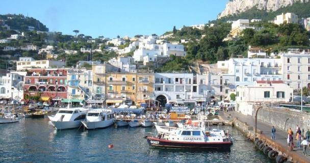 Italia: Amalfi, Capri, Sorrento e la costiera offriranno connessioni wifi
