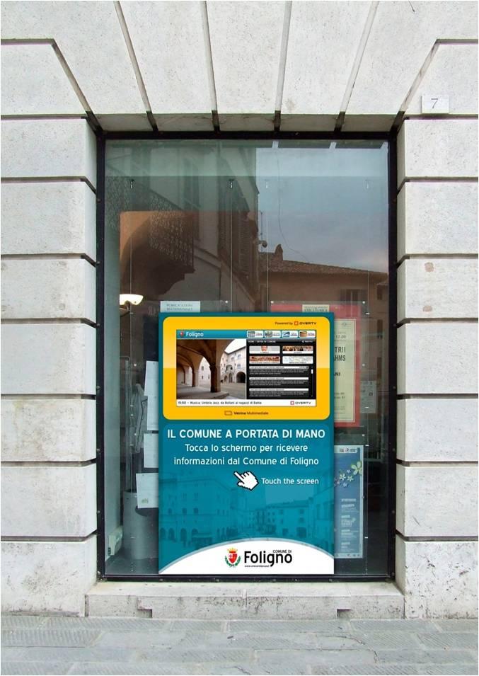 """Italia: Operazione """"Digital Town"""" per il Comune di Foligno"""