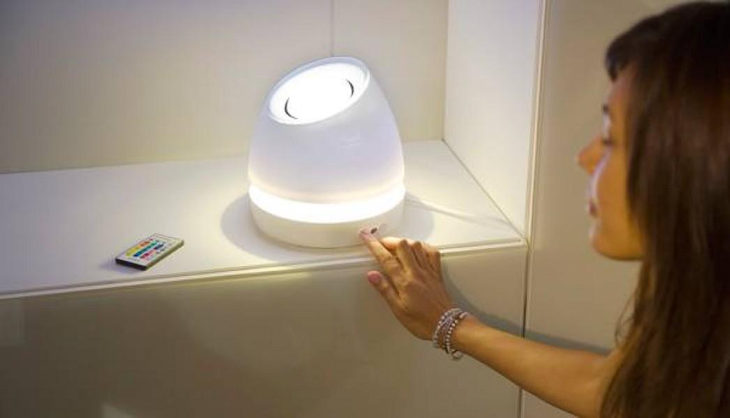 Elis@, la geniale lampada Wi-Fi