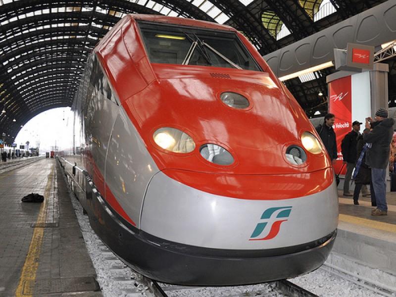Trenitalia: internet wifi sui treni Frecciarossa