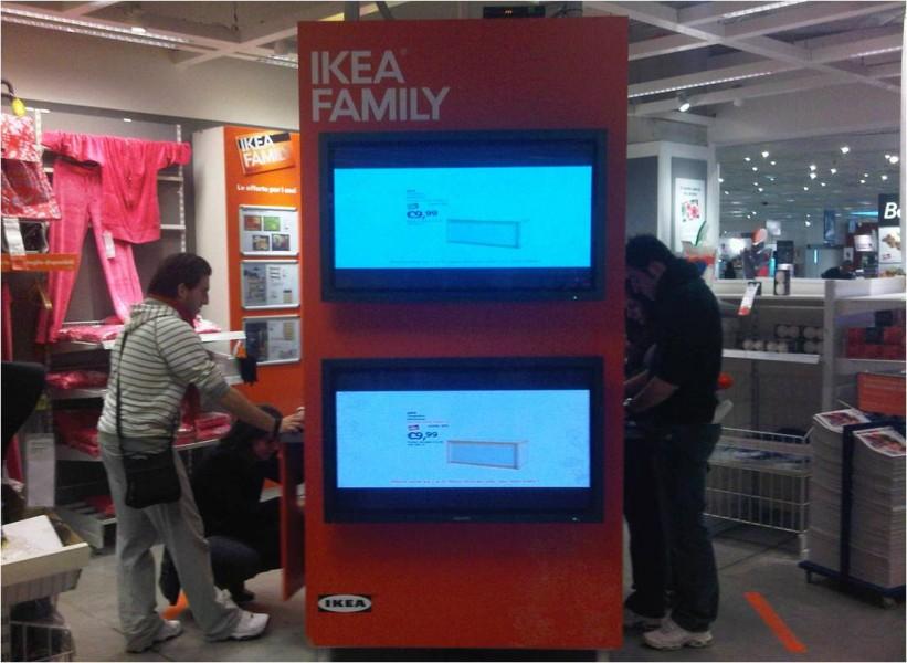 Italia: comunicazione dinamica per Ikea