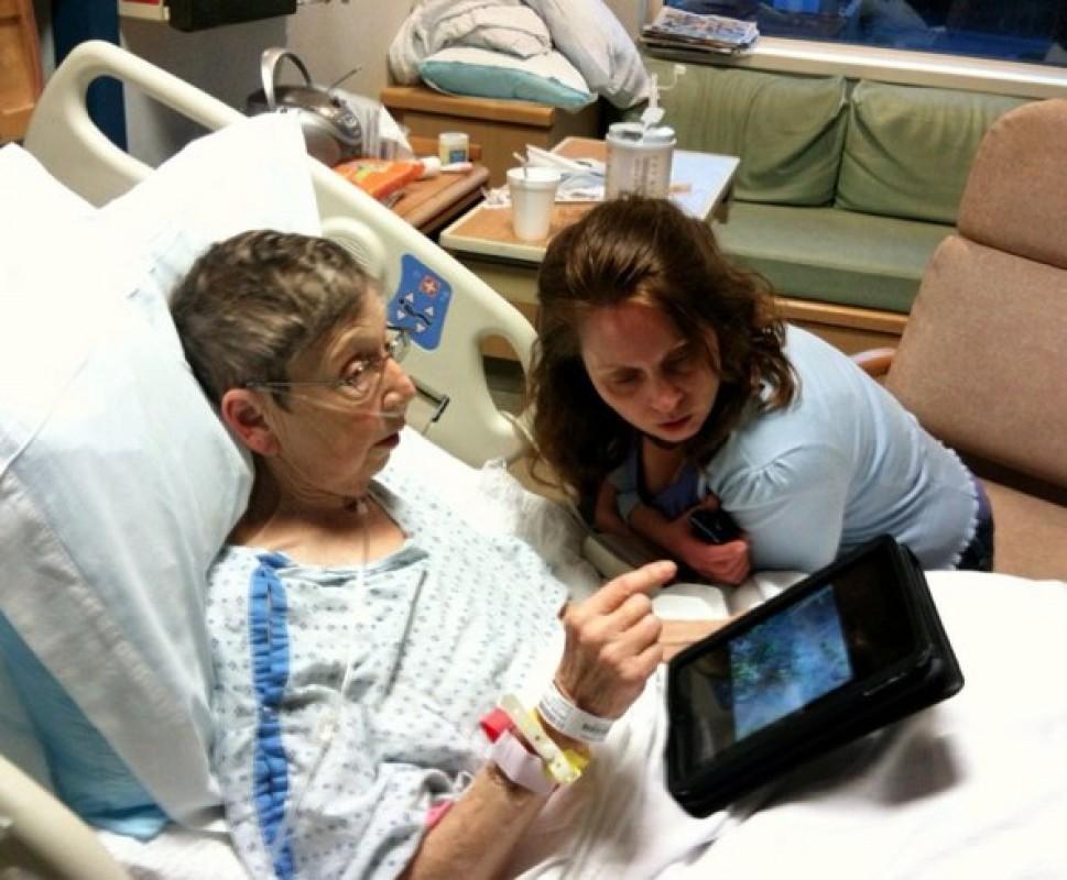 iPad sta diventando uno strumento sempre più utile ai medici