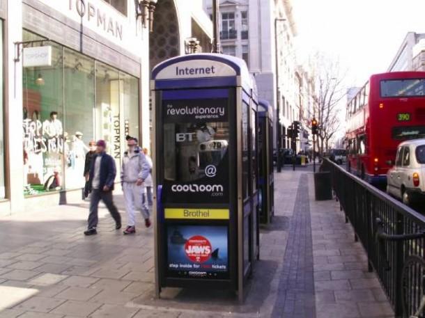 Accesso Wi-Fi gratuito a Londra