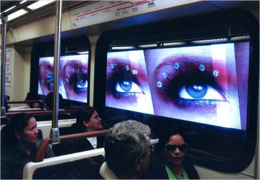 USA: Il treno è in arrivo. E con esso, la pubblicità