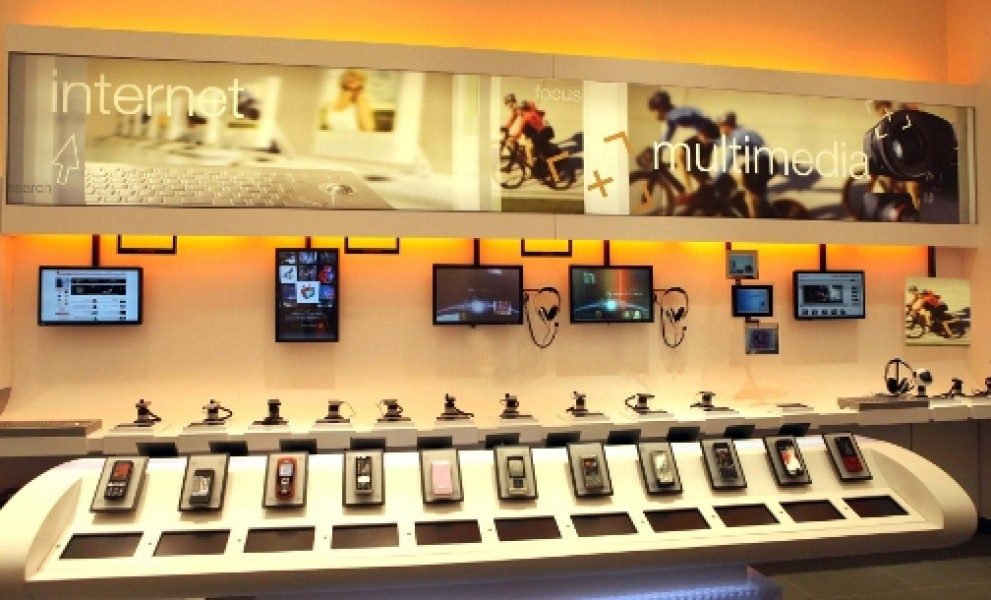 Israele: schermi digitali per Orange