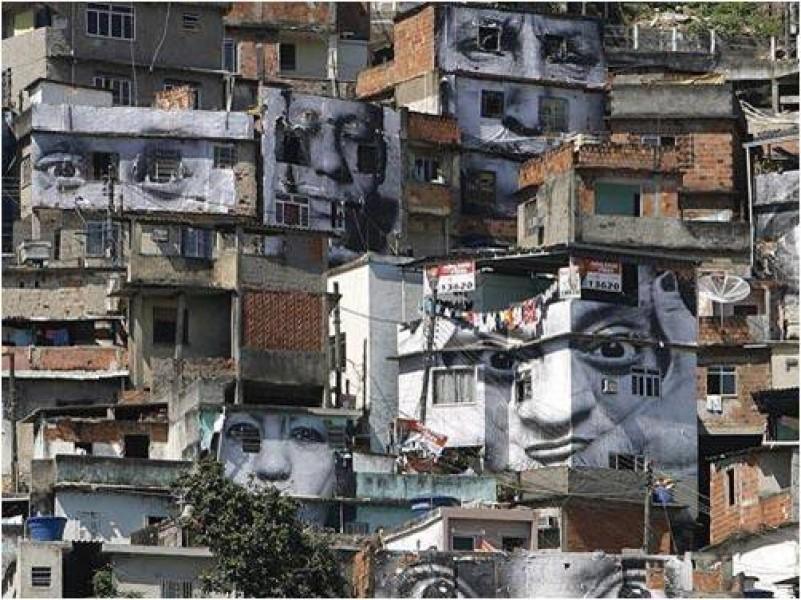 In Brasile favelas con connessioni internet Wi-Fi