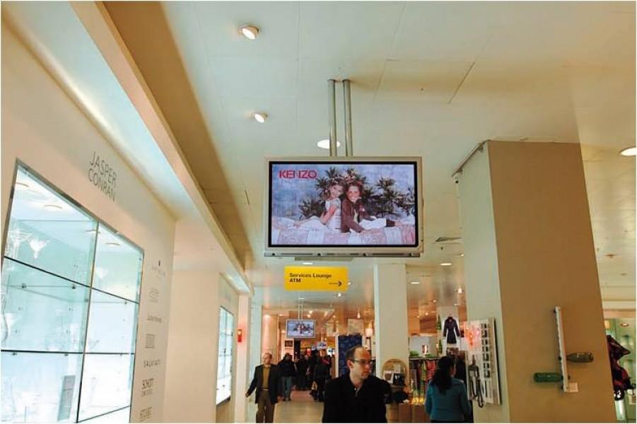 Regno Unito: le griffe di Selfridges in digitale