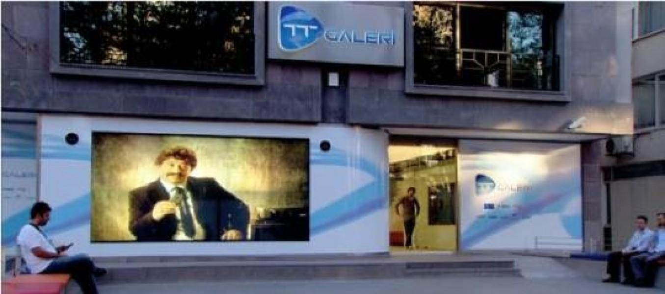 Turchia: installazione DS per il nuovo concept store di Türk Telecom