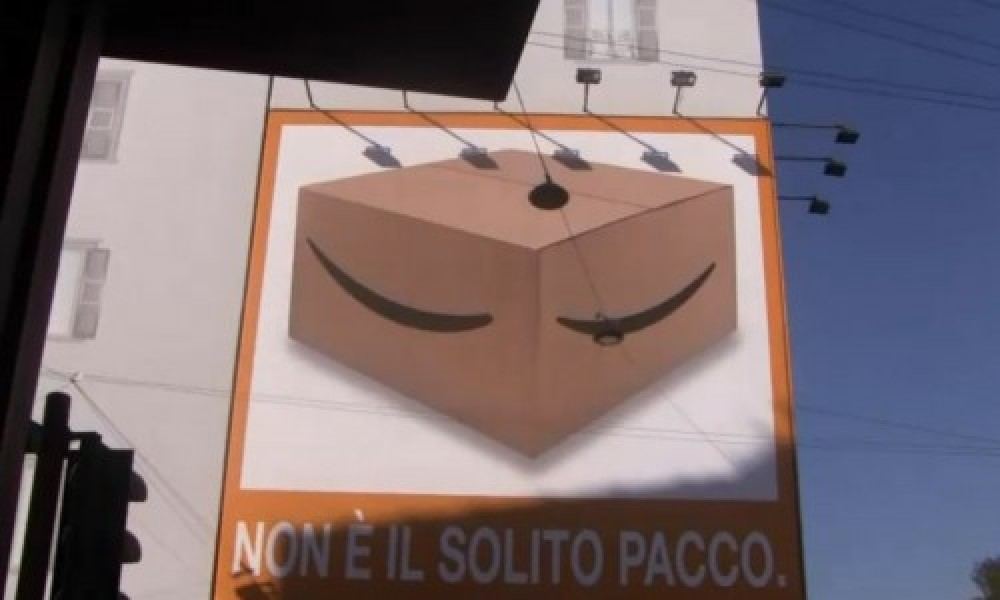 Amazon alla campagna d'Italia