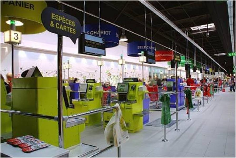Francia: sistema Digital Signage per Auchan