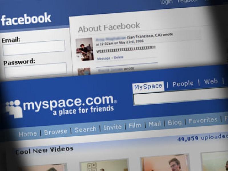 MySpace cala le braghe a Facebook-pigliatutto