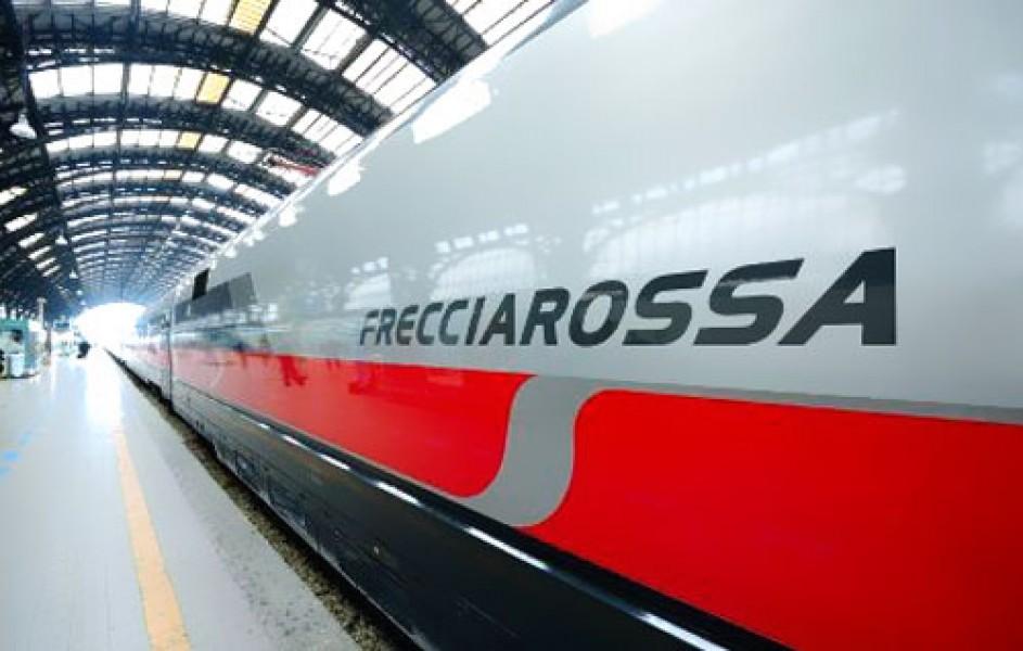 E' partito da Milano il primo treno con connessione internet