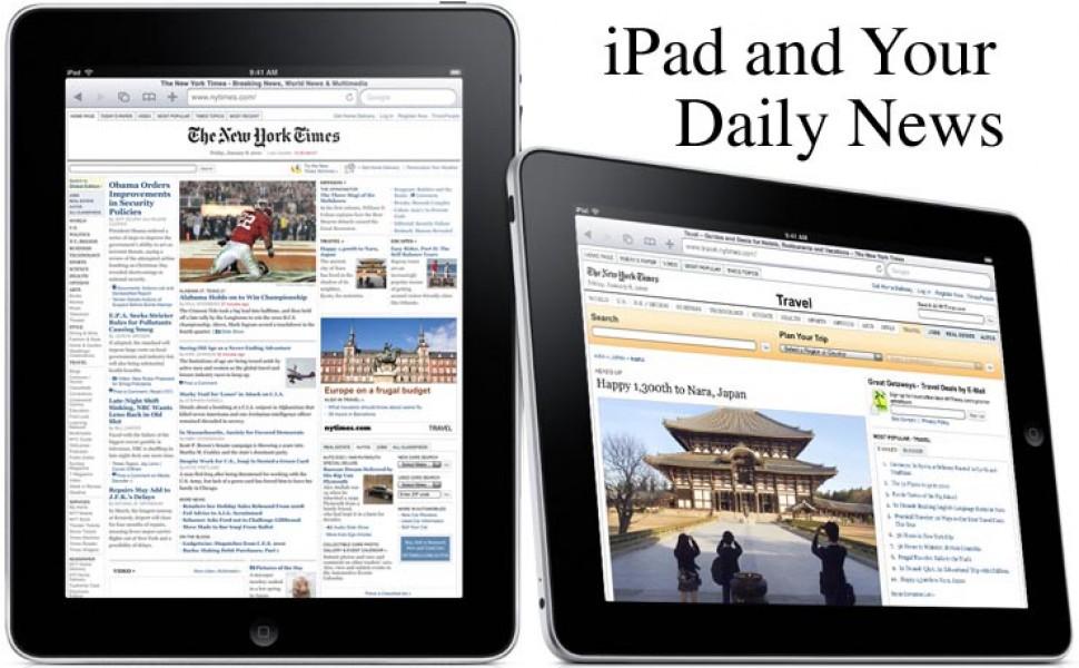 The Daily, il quotidiano per iPad firmato Rupert Murdoch