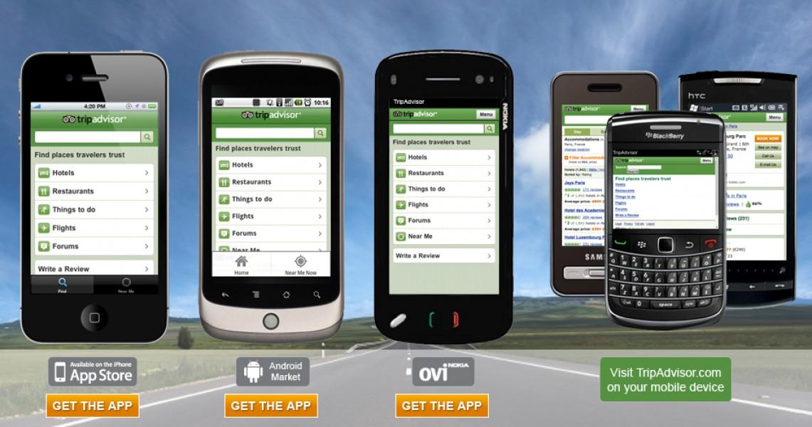 TripAdvisor migra su Mobile