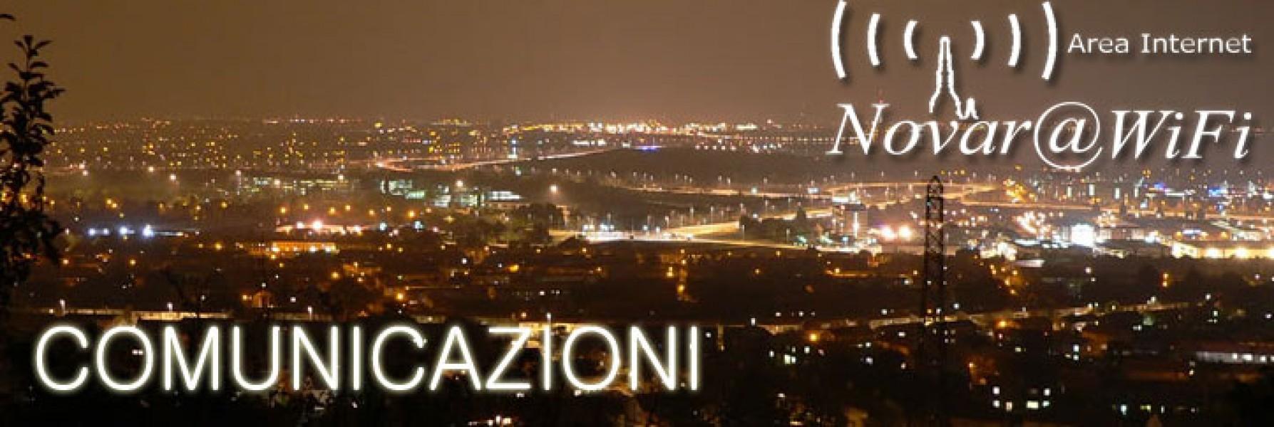 Novara: la rete senza fili Wi-Fi arriva alla facoltà di Farmacia