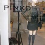 vetrina Pinko