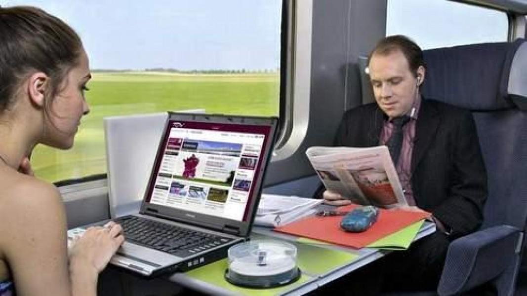 Connessione a Internet sui treni francesi TGV