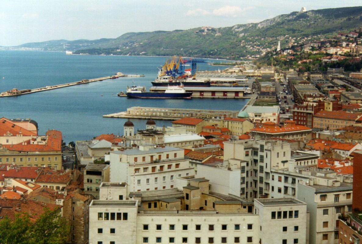 Trieste: Wi-Fi sulle Rive e nell'area del Porto