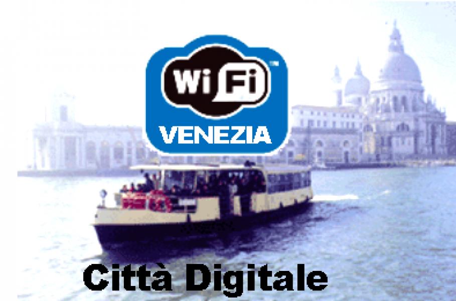 Wi-Fi Gratis a Venezia
