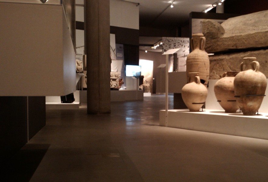 Francia: il Digital Signage sbarca al Museo di Arles Antique