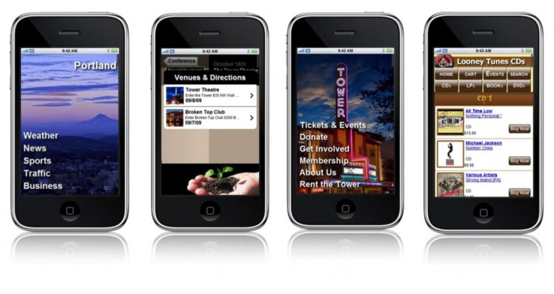 2010: l'anno dei 5 miliardi di app mobil