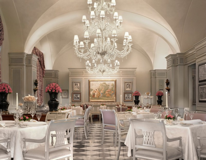 Italia: Wi-Fi per l'Hotel Four Season di Firenze