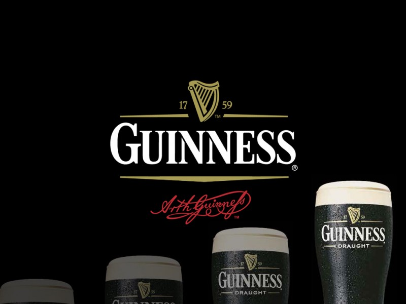 "Guinness: ""pour your own pint"" experience"