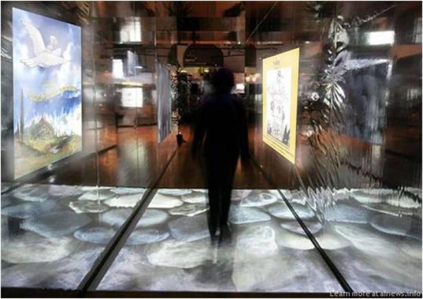 Lucca: la tecnologia entra nel Museo del Fumetto