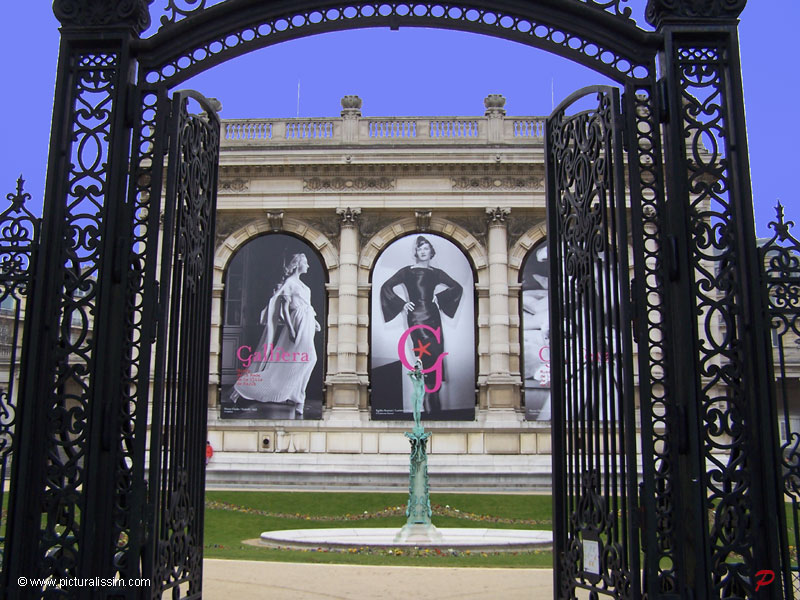 Parigi: Digital Signage per il Museo Galliera