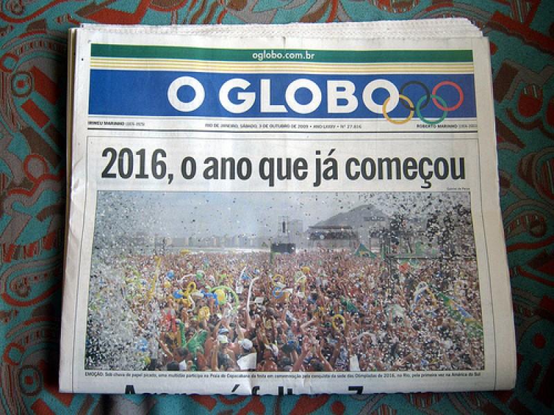 Brasile: O Globo lancia un network DOOH nei bus