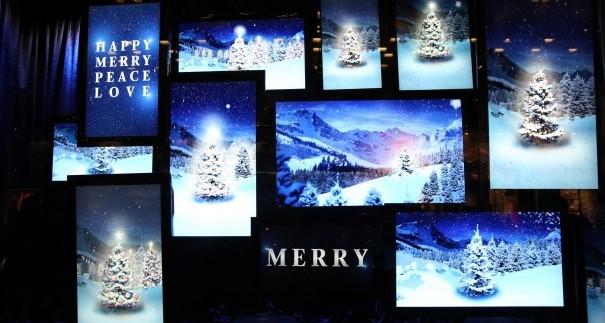 New York: a Natale quest'anno le vetrine saranno hi-tech