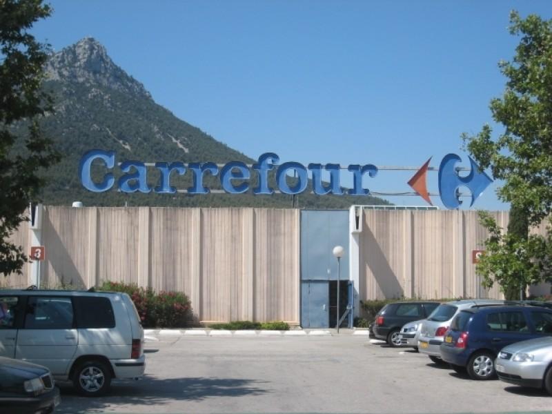 Francia: nuove tavole di orientamento interattive per Carrefour