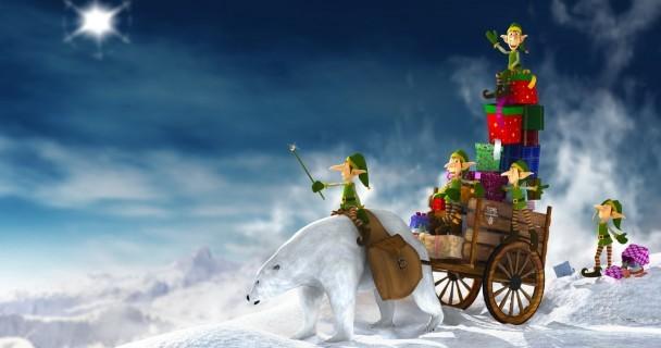 Favola di Natale in Realtà Aumentata….