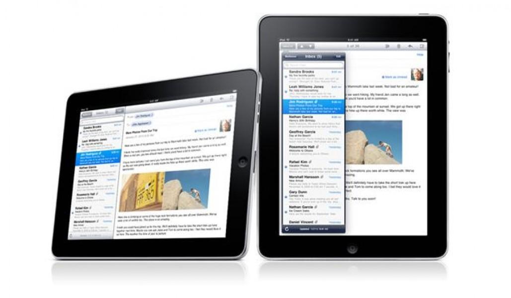 Giornali su iPad: i tablet pc faranno concorrenza ai siti Web