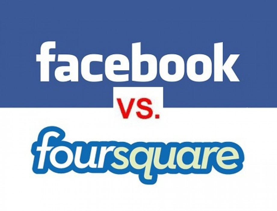 Nasce Facebook Places e Foursquare comincia a tremare