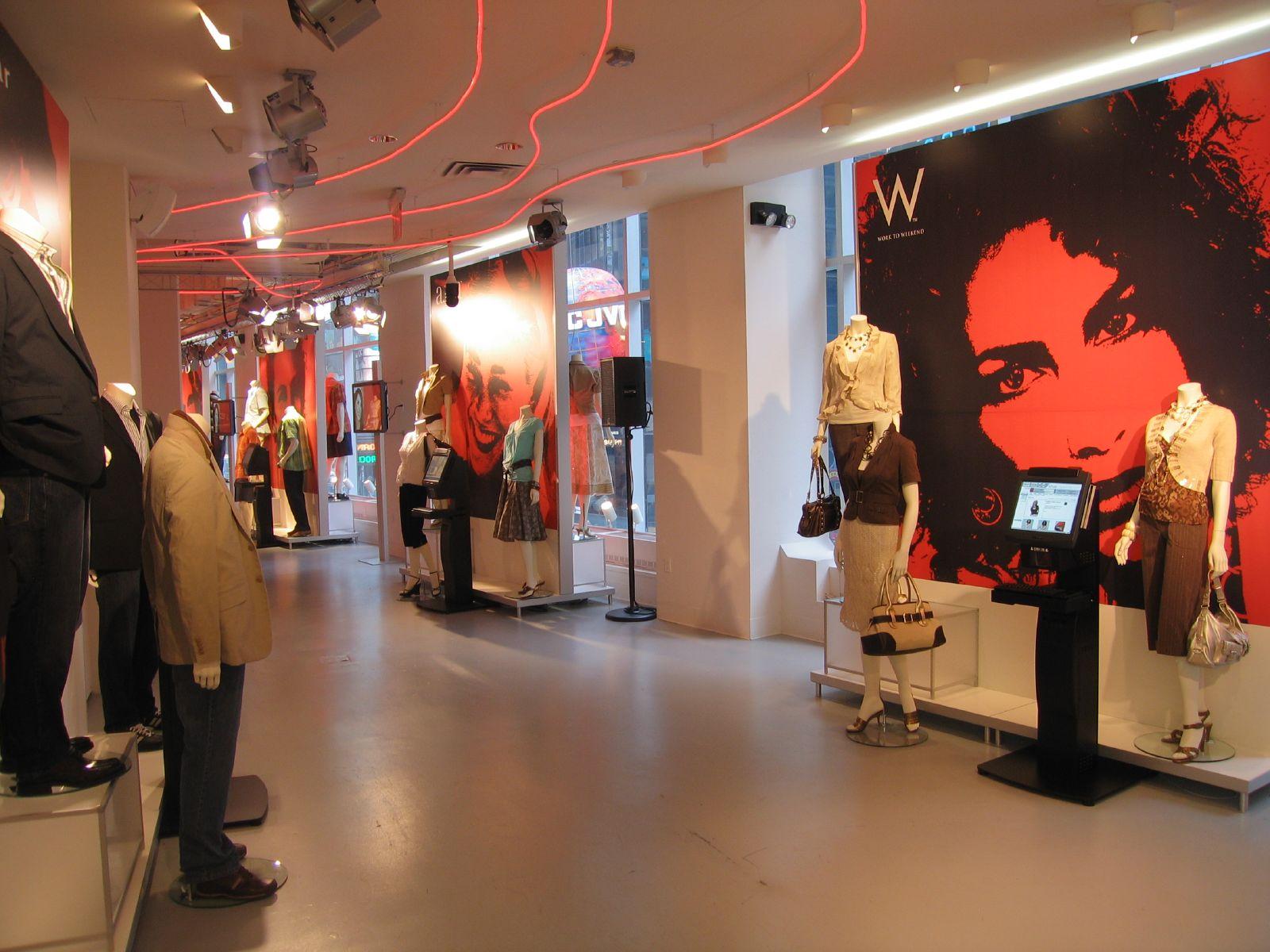 Il 2011 consacrato al retail design