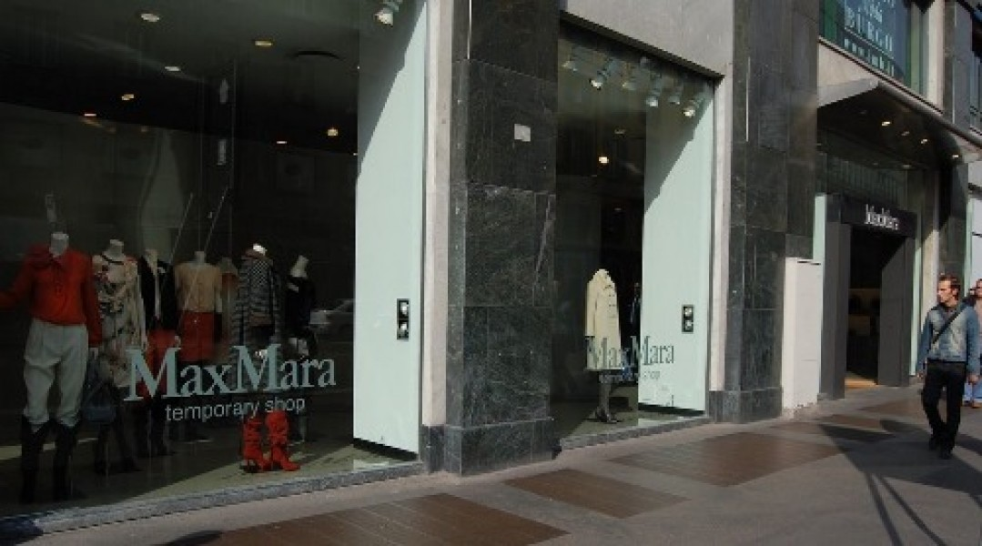 Temporary shop: l'ultima frontiera del retail