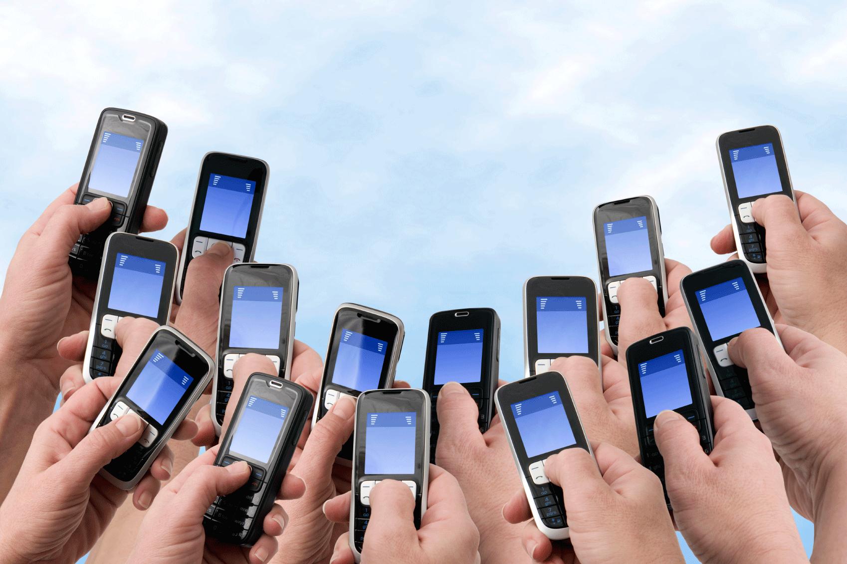 Boom di Internet sul Cellulare